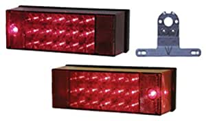 Peterson V947 Piranha LED Trailer Light Kit Outdoor, Home, Garden, Supply, Maintenance