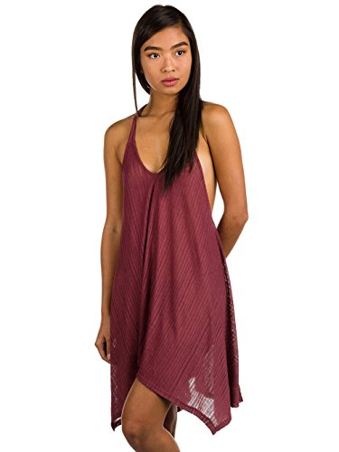Donna Billabong Twisted Donna Rosso ViewVestito Rosso Twisted Twisted Billabong ViewVestito Billabong SMGLqjpUzV