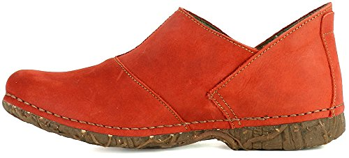 Naturalista Pleasant Angkor Boots Red El N919 Women's Moccasin ztwzUd