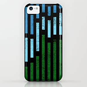 Rain iPhone & iphone 5c Case by Micah Sager
