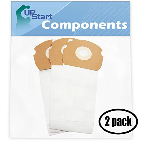 UpStart Battery 6 Replacement for Eureka AS1050 Vacuum Bags - Compatible with Eureka 68155, AS Vacuum Bags (2-Pack - 3 Vacuum Bags per Pack)