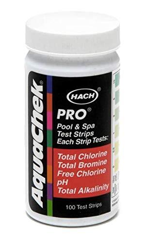 AquaChek 511710 5-in-1 Chlorine Test Strips
