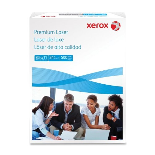 Xerox 3R13038 Bold Professional Quality Paper, 98 Bright, 8 1/2 x 11, White, 500 Sheets/RM
