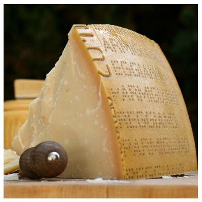 Parmigiano Reggiano Aged 3 Years - Sold by the Pound