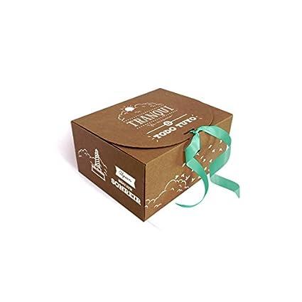 Caja de Cartón fantasía CTF1706 pack de 10 unidades.