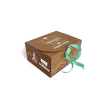 Caja de Cartón fantasía CTF1706 pack de 10 unidades.: Amazon.es: Oficina y papelería