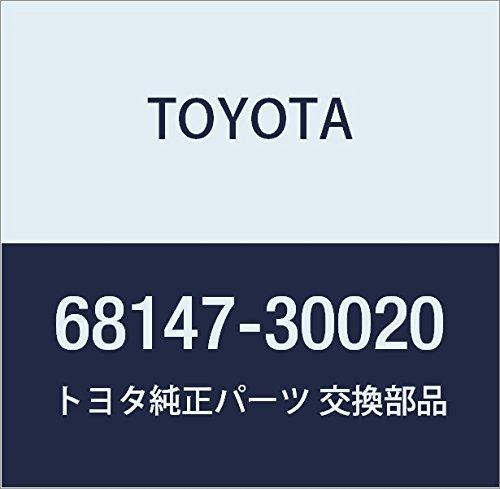 Toyota 68147-30020 Door Glass Stopper