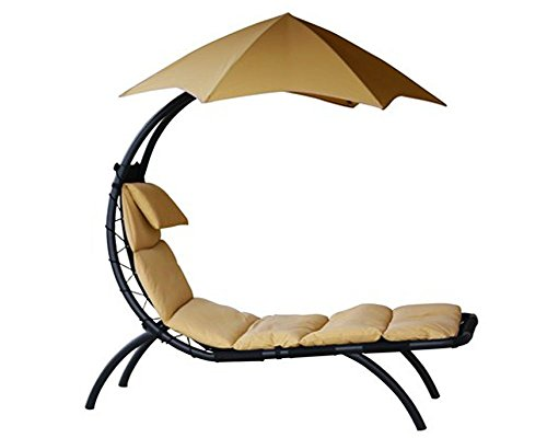 Vivere DRMLG-SD The Original Dream Lounger - Sand Dune