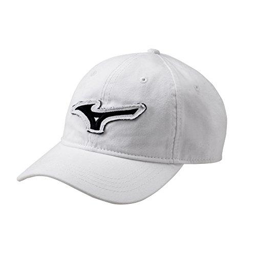 Mizuno Canvas Hat (One Size) Golf Cap
