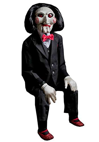 WAS Saw Billy Puppet Halloween Costume Prop