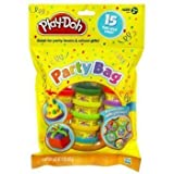 2 X Play-Doh Party Bag Dough, 15 Count (assorted colors)