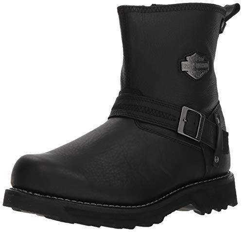 Harley-Davidson Men's Richton Fashion Boot, Black, 13 M US
