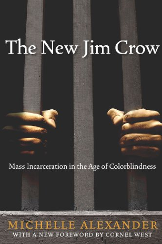 The New Jim Crow by Michelle Alexander cover