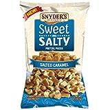 Snyder's SWEET & SALTY PRETZEL PIECES Salted Caramel 10oz. (Pack of 2)