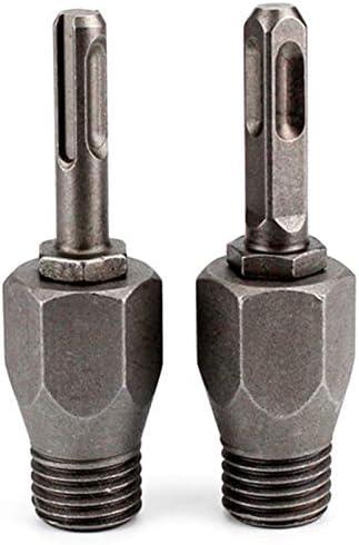 ACAMPTAR Sds Plus Adaptateur Pour Arbre Pour Le Foret Humide 22Mm De Noyau De Diamant De Marteau /électrique M22