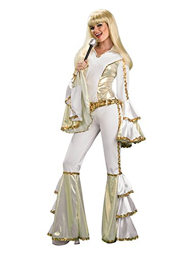 Disco Queen Adult Costume (One Size up