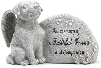 Woodingtons Dog Memorial Outdoor Garden Plaque