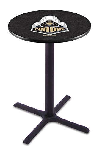Holland Bar Stool L211B Purdue Officially Licensed Pub Table, 28