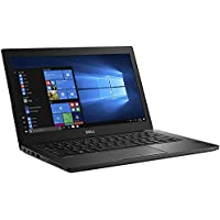 Dell Latitude 12 7000 7280 Notebook: Intel Core i5-6300U | 256GB SSD | 8GB DDR4 | 12.5 (1366x768) | Backlit Keyboard | Warranty till 2020 - Windows 10 Pro (Certified Refurbished)