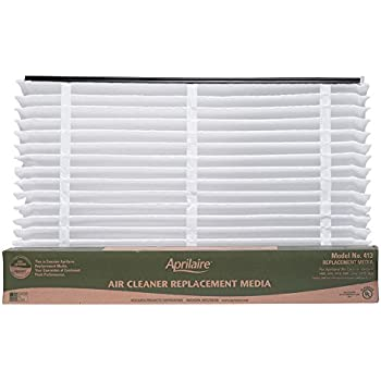 Aprilaire 413 Filter Single Pack for Air Purifier Models 1410, 1610, 2410, 3410, 4400, Space-Gard 2400