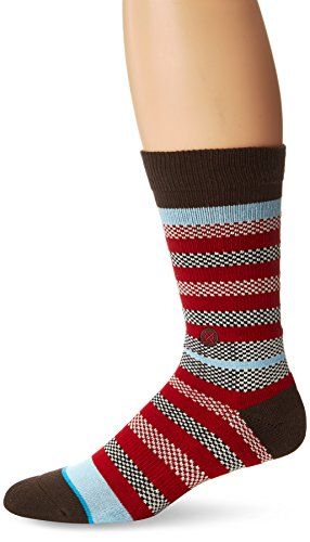 Hot Stance Men's Georgia Crew Sock for cheap