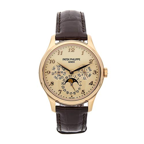 Patek Philippe Grand Complications Mechanical (Automatic) Ivory Dial Mens Watch 5327R-001 (Certified Pre-Owned) ()