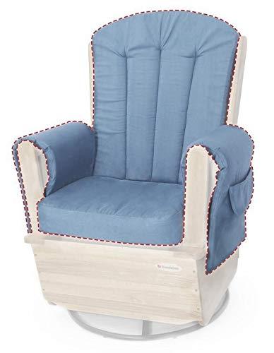 SafeRocker Replacement Cushion Set - Blue