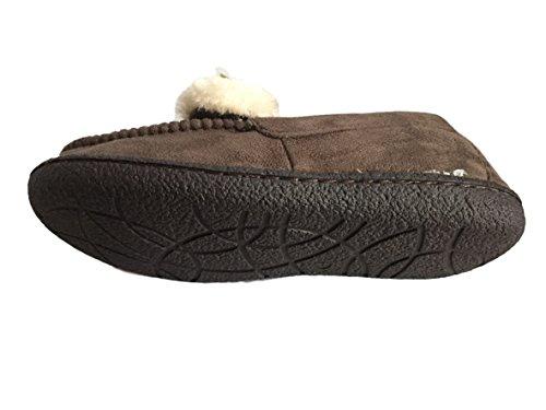 Jyoti - Zapatos de vestir para niña marrón marrón oscuro 36 rX19o