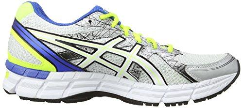 ASICS Gel-Oberon 9 - Zapatillas de deporte para hombre Blanco (White / Pearl White / Blue 100)