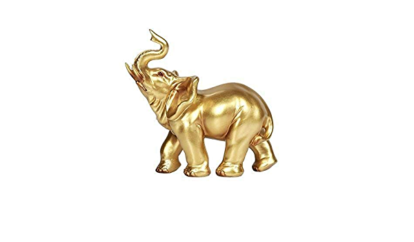 Amazon Com Golden Elephant Set Of 2 Lucky Home Decor Home Decor Home Kitchen It can be downloaded in best resolution and used for design and web design. amazon com