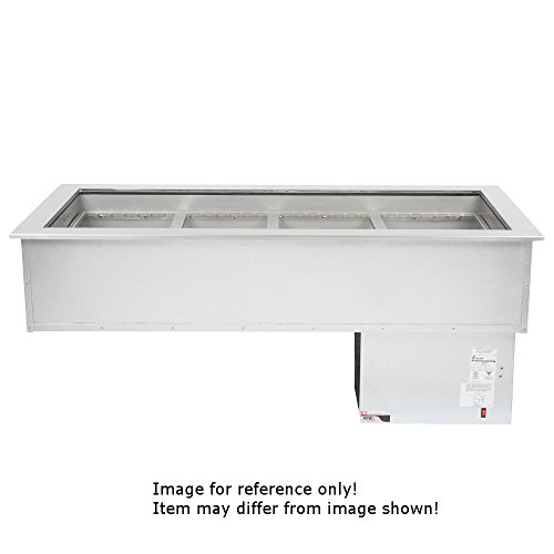 APW Wyott FACW-4 Self-Contained Drop-In Forced Air Cold Food Well