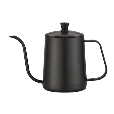 Zhicaikeji Coffee Pot Cuello De Cisne Cafetera De Café por Goteo ...