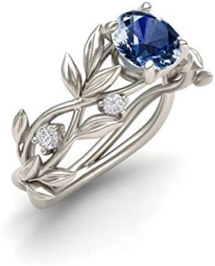 指輪 オリーブの葉 婚約指輪 白い石 ホワイト リング プレゼント ギフト レディース 可愛い ジュエリー 磨き アクセサリー チャーム ファッション 人気 ゴージャス アクセサリーパーツ 工芸品