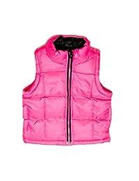 Girls Lightweight Down Puffer Vest