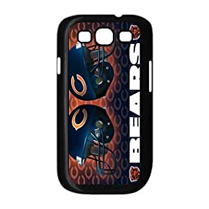 Cutstomize Chicago Bears NFL Back Cover Case for SamSung Galaxy S3 I9300 JNS3-506