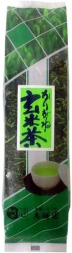 志鎌園 かりがね玄米茶 200g