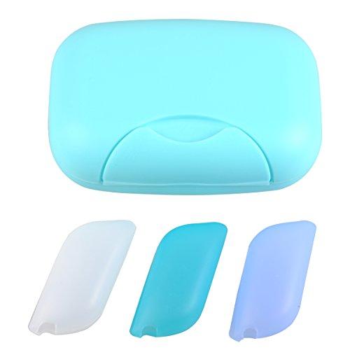 UCEC Plastic Soap Holder Container
