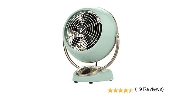 Vornado VFAN Petite Alchemy - Ventilador Vintage: Amazon.es: Hogar