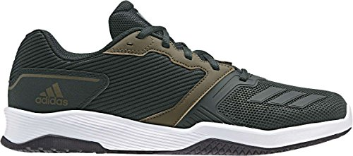 adidas Men's Gym Warrior 2 M Fitness Shoes Green (Green - (Vernoc/Vernoc/Olitra)) discount websites discount wiki 100% guaranteed for sale GYAIEUPsO