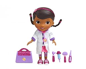 """Amazon.com: Just Play 5 1/2"""" Doc McStuffins Time for a"""