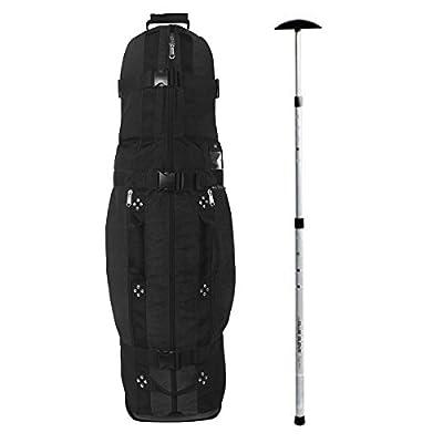 Club Glove Last Bag Collegiate Golf Travel Cover w/ Free Stiff Arm