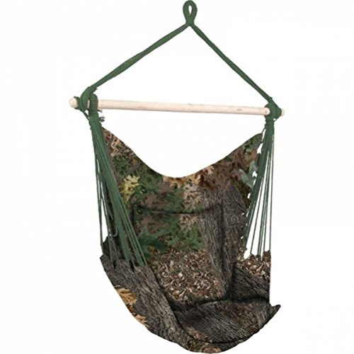 Camo Hanging Rope Chair Porch Swing Seat Patio Camping Max. 265 lbs For Sale