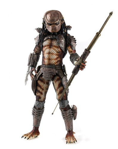 "NECA City Hunter Predator Falconer Hunter 7/"" Action Figure Predators Movie Doll"