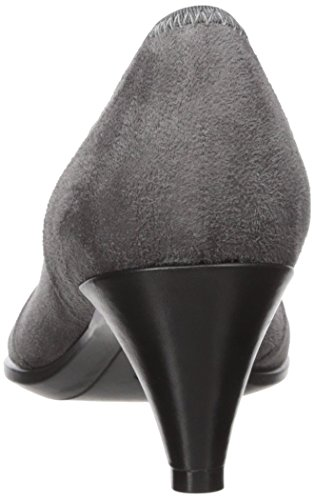 Con Pointy Scarpe Shape black titanium Tacco Ecco Sleek Grigio Donna 45 X1qSxOwT