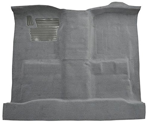 1998 to 2003 Ford Standard Cab Pickup Truck Carpet Custom Molded Replacement Kit, F150, F250 Light Duty (8296-Nutmeg Plush Cut Pile) (Nutmeg 2 Light)