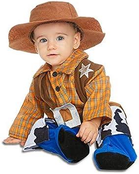 DISBACANAL Disfraz Billy el Niño para bebé - -, 7-12 Meses: Amazon ...