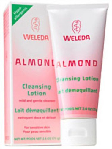 Weleda Cleansing Lotion (Weleda Soothing Cleansing Lotion, Almond, 0.5 Fluid Ounce)