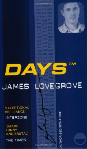 book cover of Days