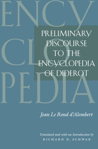 [Free] Preliminary Discourse to the Encyclopedia of Diderot Z.I.P