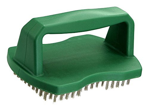 Mr. Pizza 08225MPA Polypropylene Baking Stone Scrubber